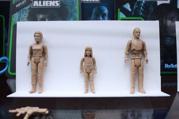 Super7 ReAction Aliens Figures