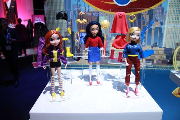 Mattel DC Super Hero Girls Fashion Assortment