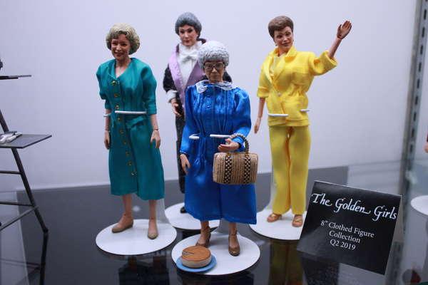 NECA Golden Girls Retro Figure Set
