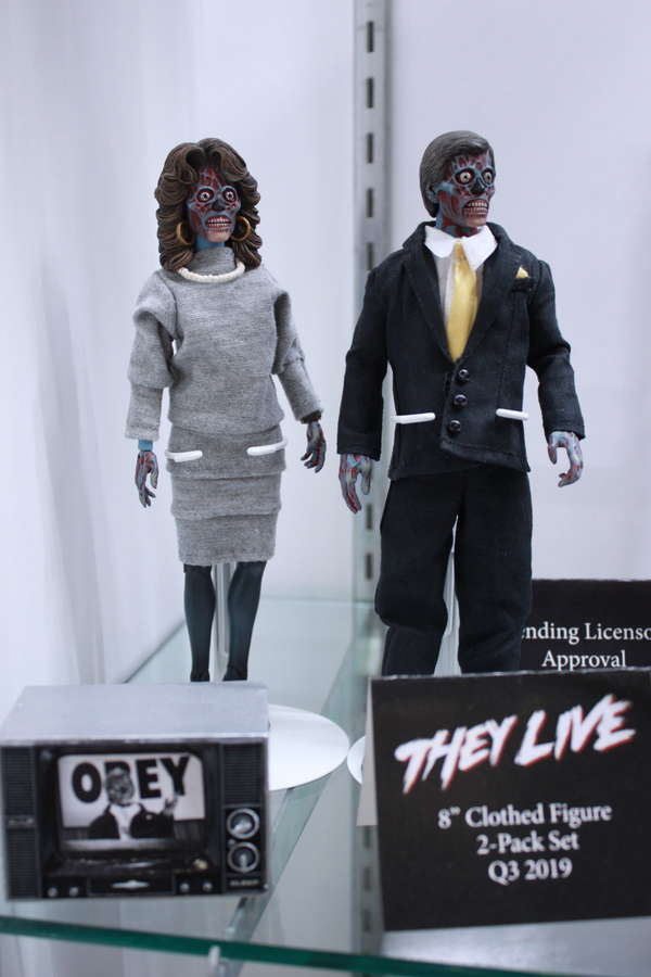 NECA They Live 2-Pack