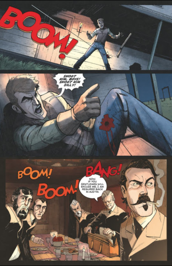 lone ranger page 2