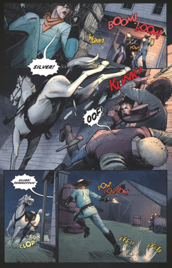 lone ranger page 3