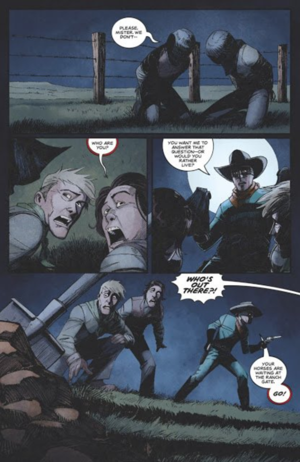lone ranger page