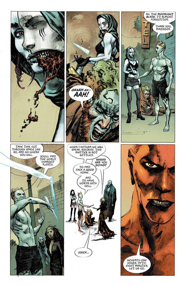 Lucifer #7 interior 6