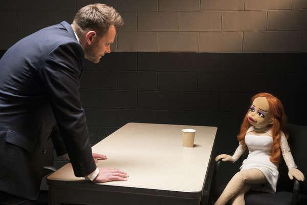 The Happytime Murders interrogation