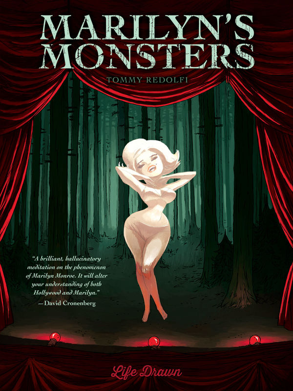 Marilyns Monsters Cover