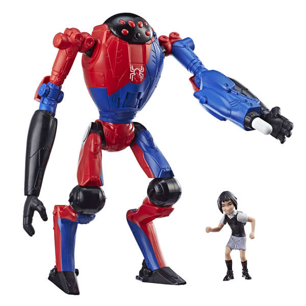 MARVEL_SPIDER-MAN_INTO_THE_SPIDER-VERSE_6-INCH_DELUXE_Figure_Assortment_(SPDR_&_Peni_Parker)_-_oop