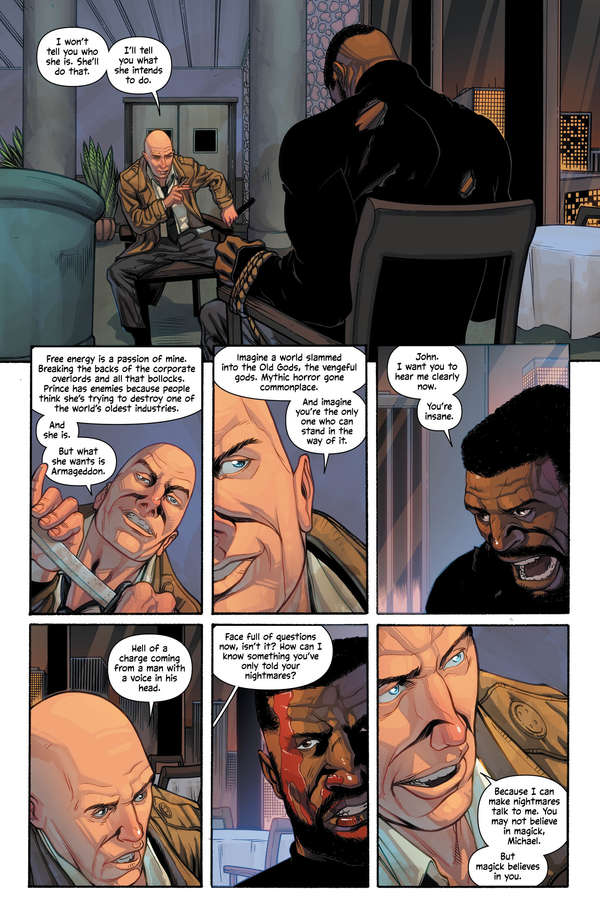 Michael Cray #8 Page 5