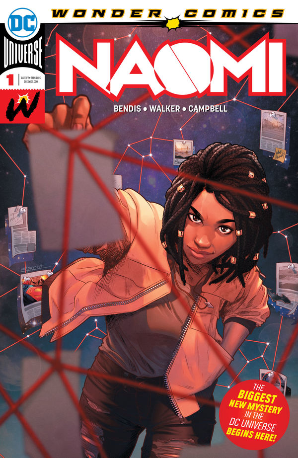 Naomi #1 Regular Cover