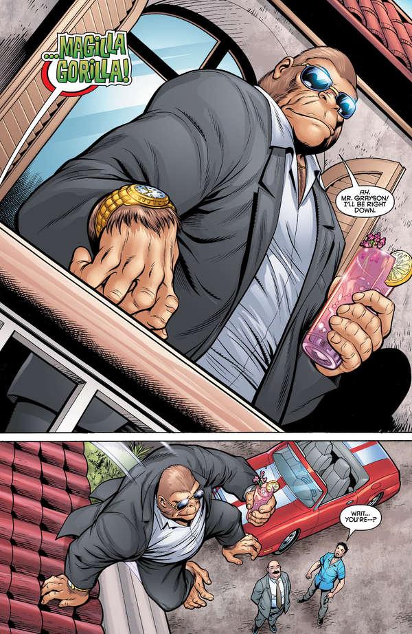 Nightwing / Magilla Gorilla Special #1 Page 3