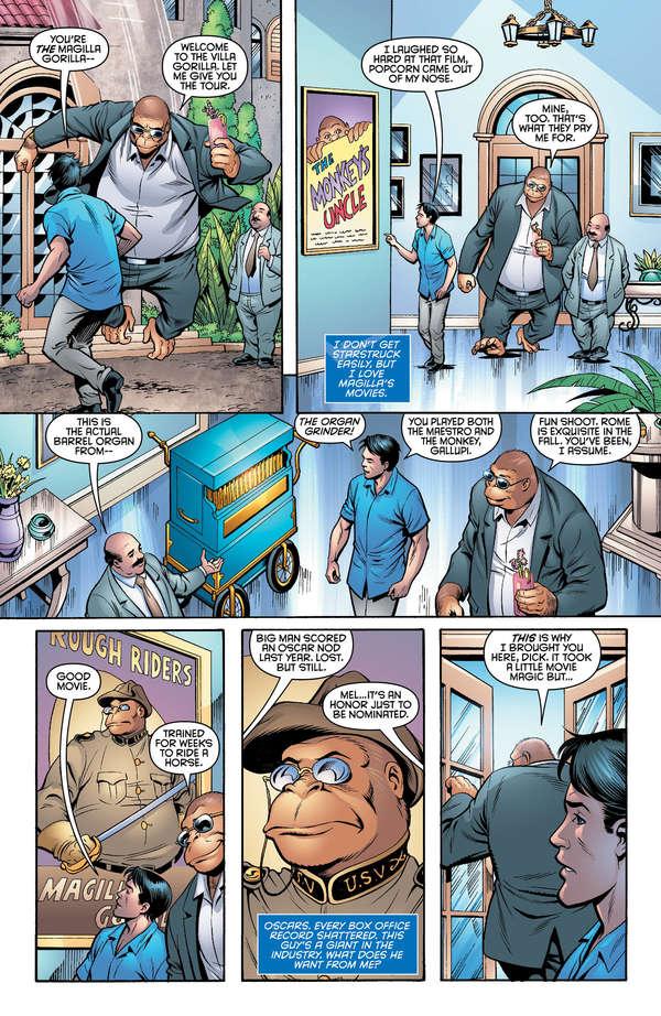 Nightwing / Magilla Gorilla Special #1 Page 4