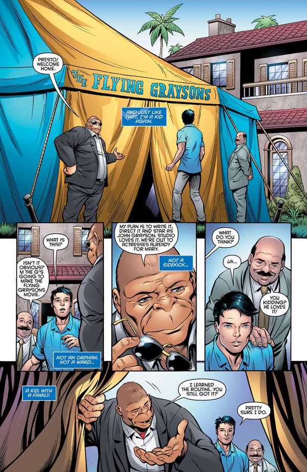 Nightwing / Magilla Gorilla Special #1 Page 5