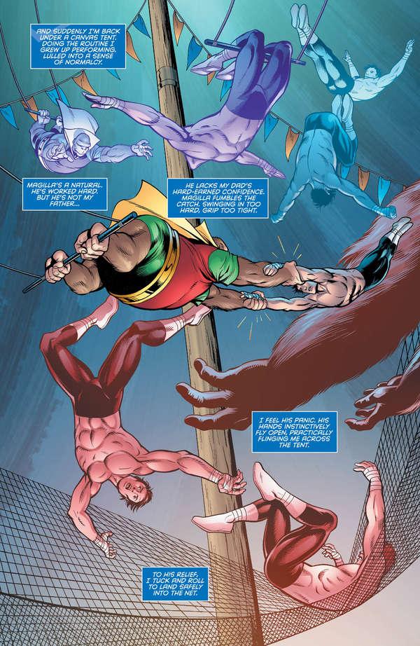 Nightwing / Magilla Gorilla Special #1 Page 6