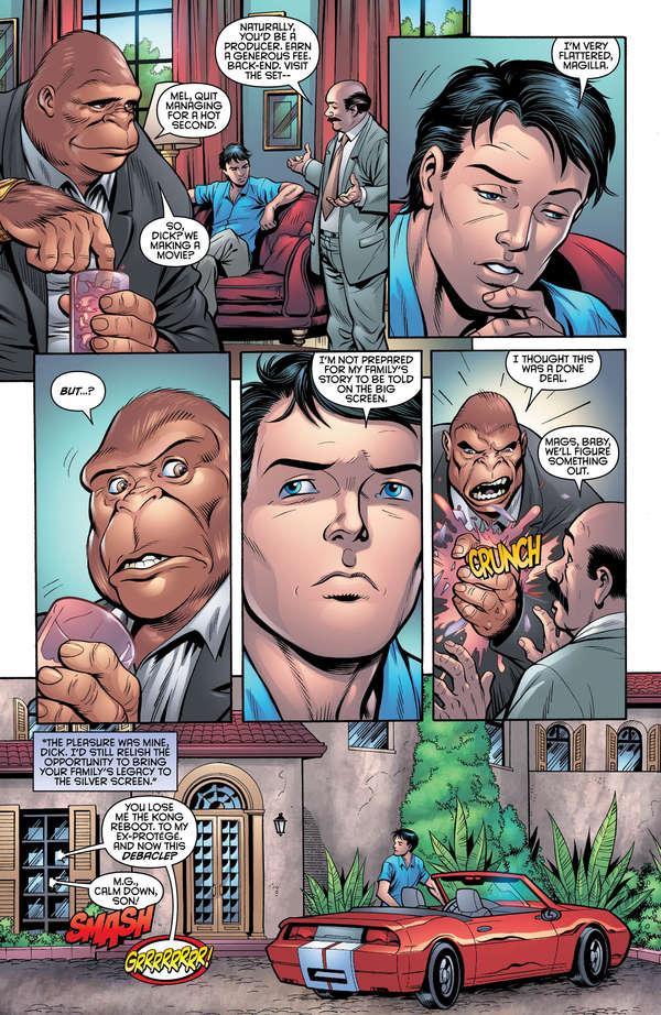 Nightwing / Magilla Gorilla Special #1 Page 7