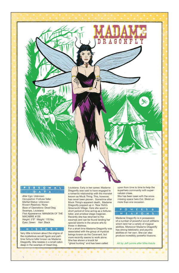 BH Library Page 370 Madame Dragonfly