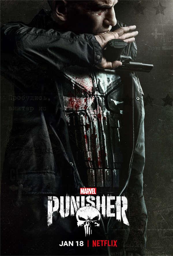 The Punisher Season 2 Netflix