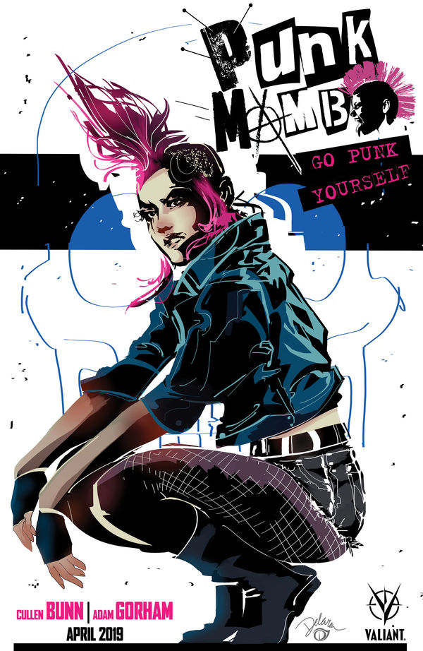 Punk Mambo Valiant Promo