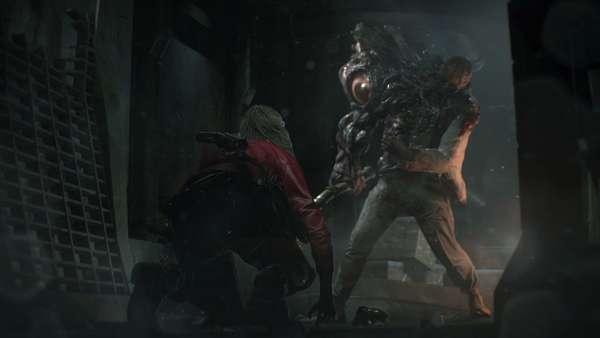 Resident Evil 2 Claire William 2