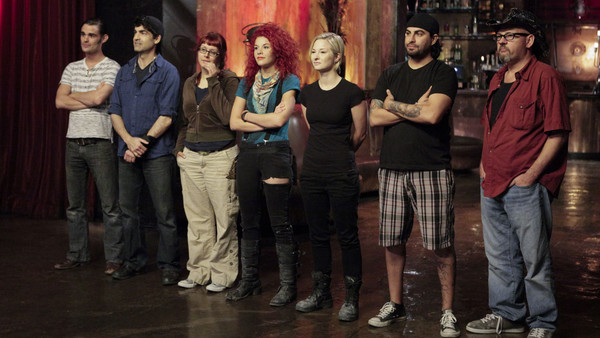 Face Off Photos – Dishonorable Proportions: Season 3, Episode 6   SYFY