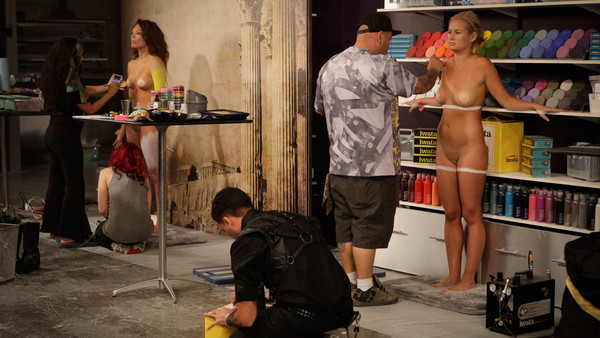 Entertaining Ladies of syfy nude interesting moment
