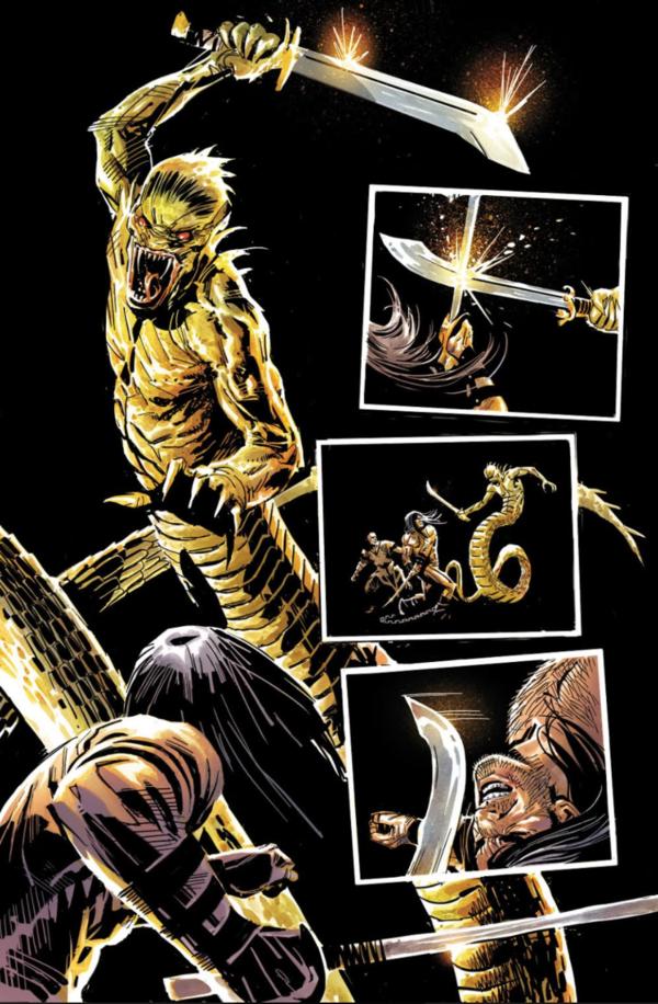 Savage Sword Of Conan Page 2