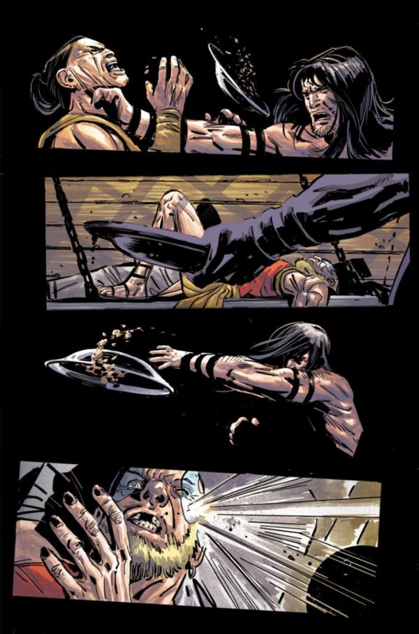Savage Sword Of Conan Page 4