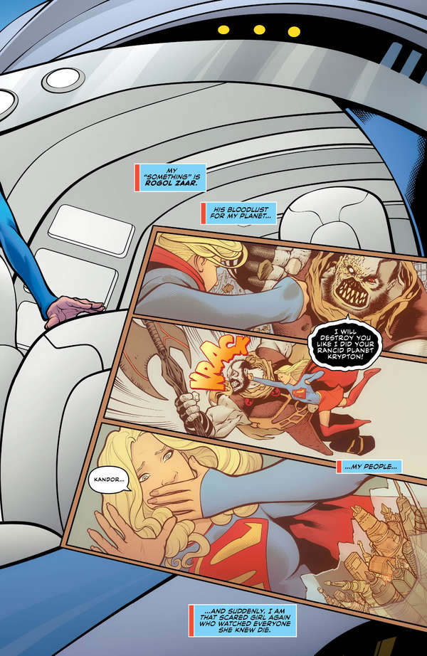Supergirl #21 Page 3
