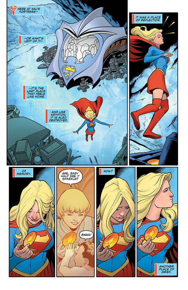 Supergirl #21 Page 4