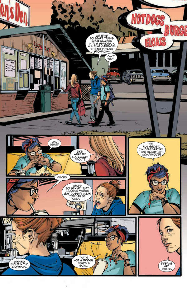 Being Super Page 10