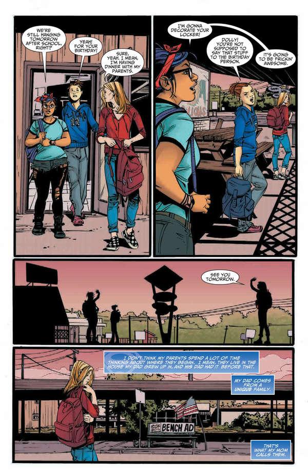 Being Super Page 12