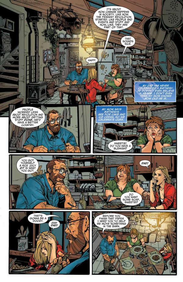 Being Super Page 13