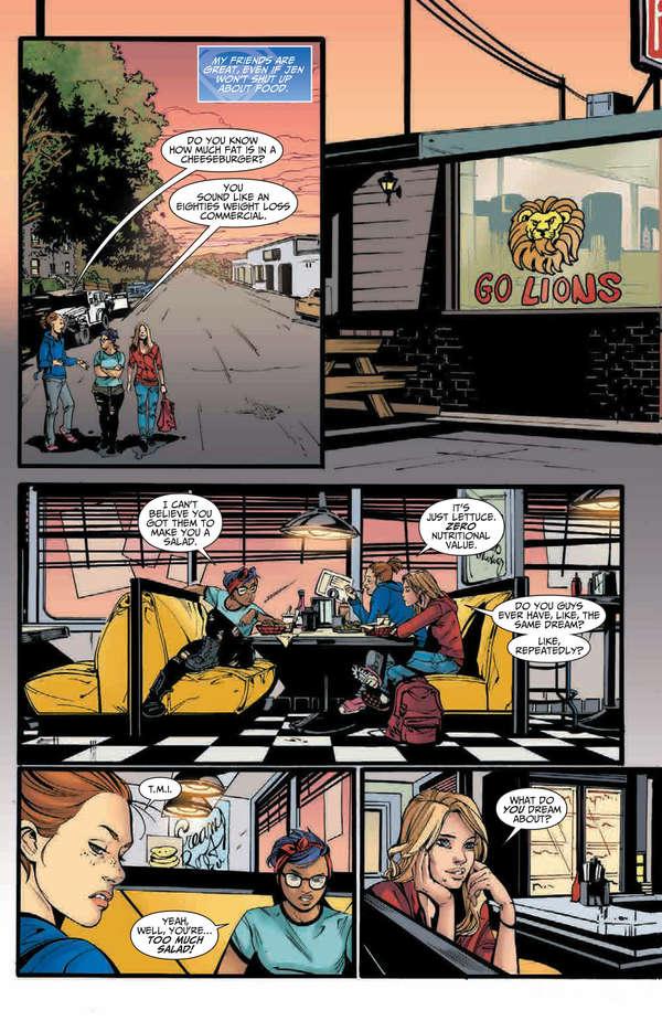 Being Super Page 9