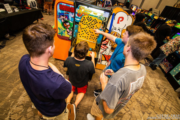 Southern Fried Gaming Expo 2