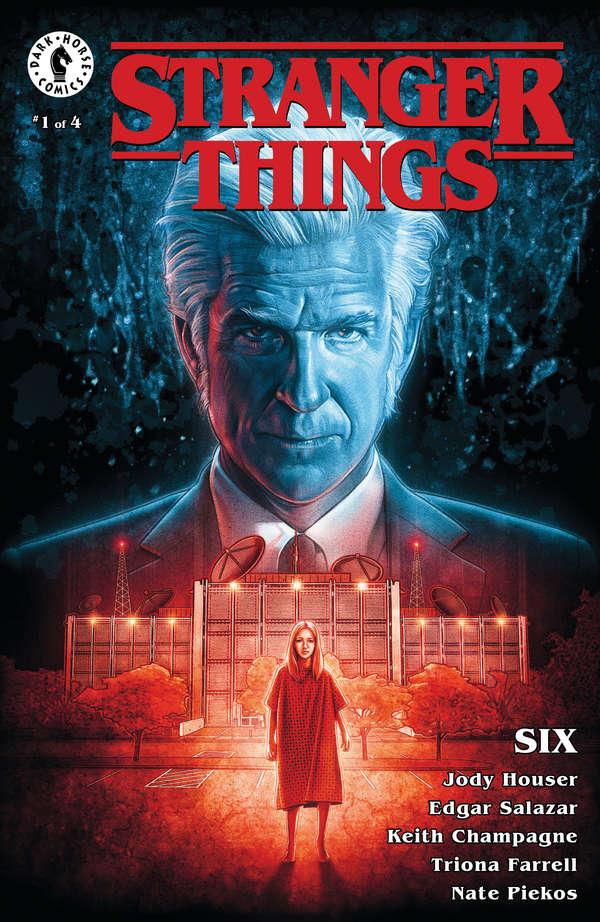 Stranger Things: Six variant