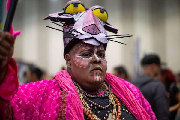 Pink Panther in Wakanda