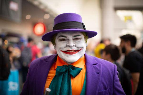 Jack is Dead, My Friend. You Can Call Me Joker!
