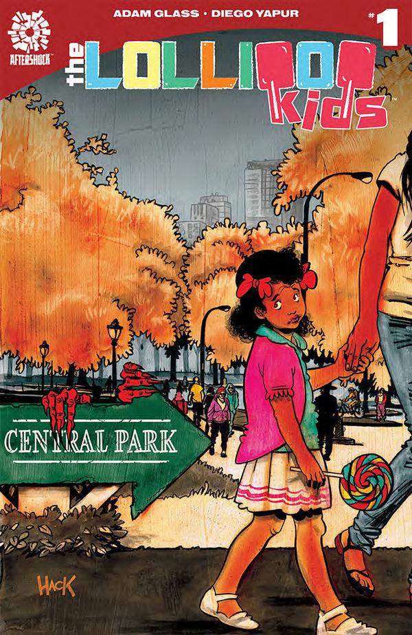 Lollipop Kids #1 Cover
