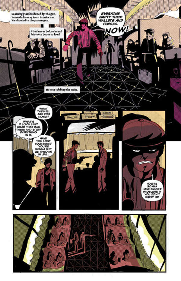 The Dark Gun Part 2 Page 13