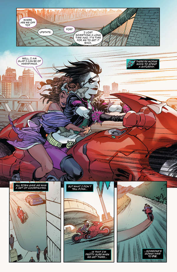 Teen Titans #25 Page 5