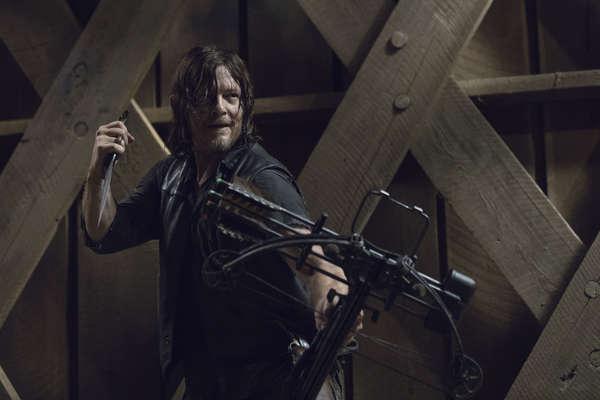 Norman Reedus as Daryl Dixon- The Walking Dead