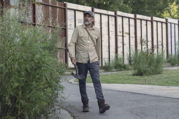 Jeffrey Dean Morgan as Negan- The Walking Dead