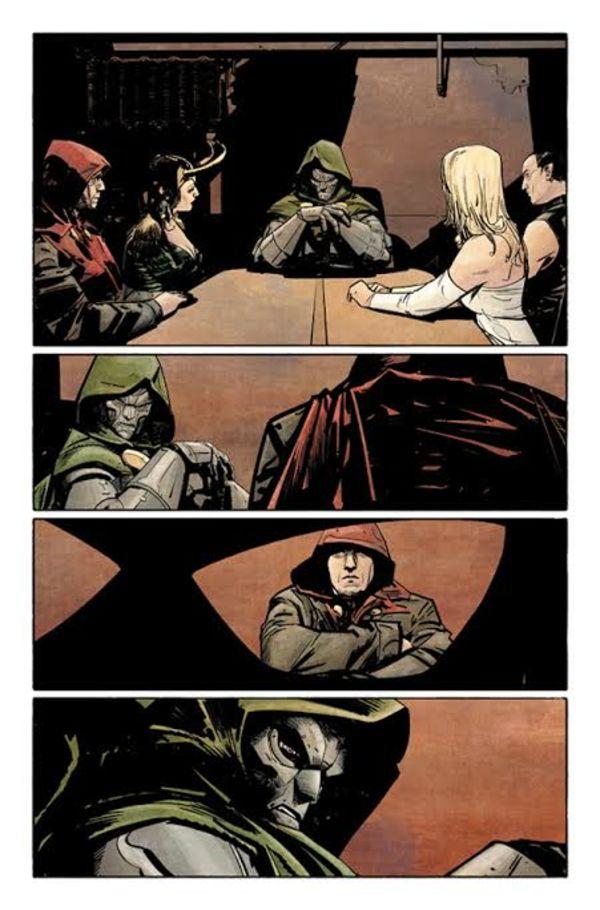Bloodshot: Rising Spirit #1 Page 5