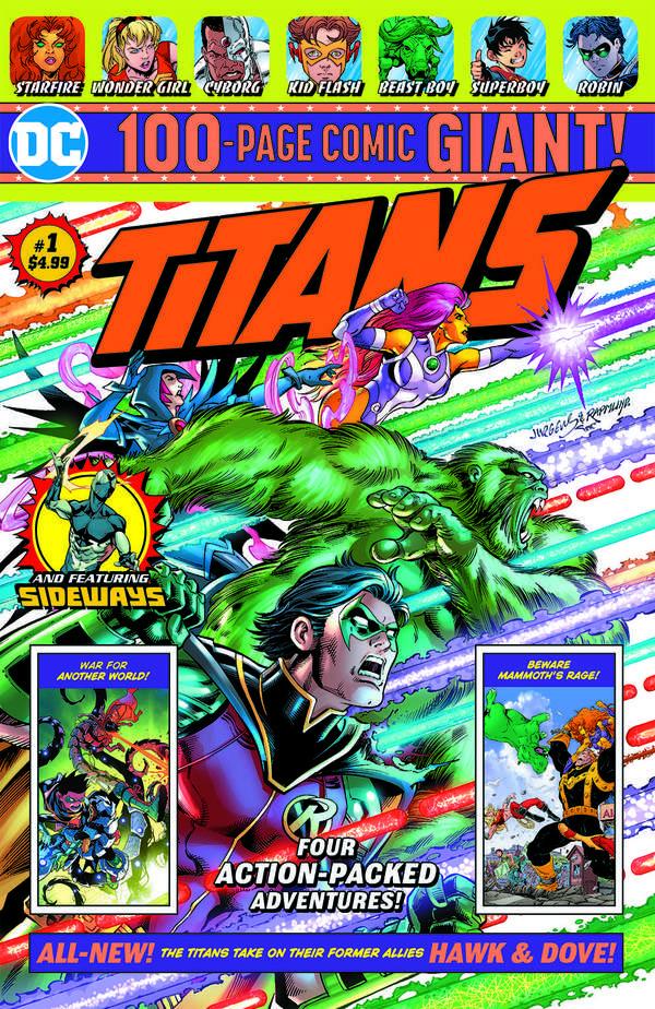 Walmart Titans Giant #1
