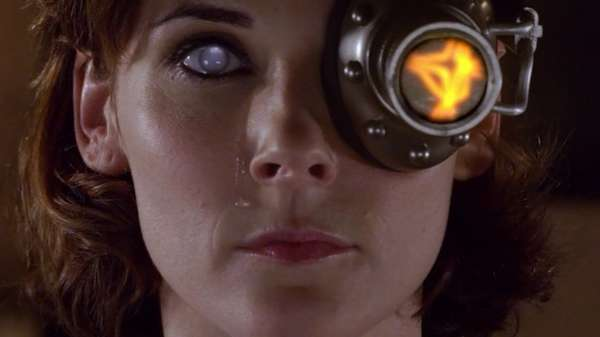 Claire Donovan's Achromatic Lens from Warehouse 13