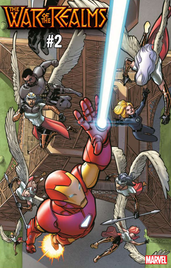 War of the Realms variant #2