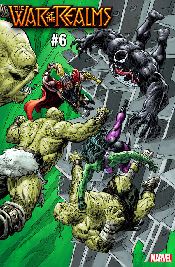 War of the Realms variant #6