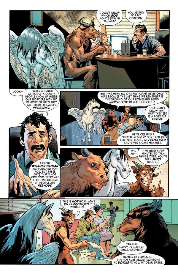 Wonder Woman #63 Page 2
