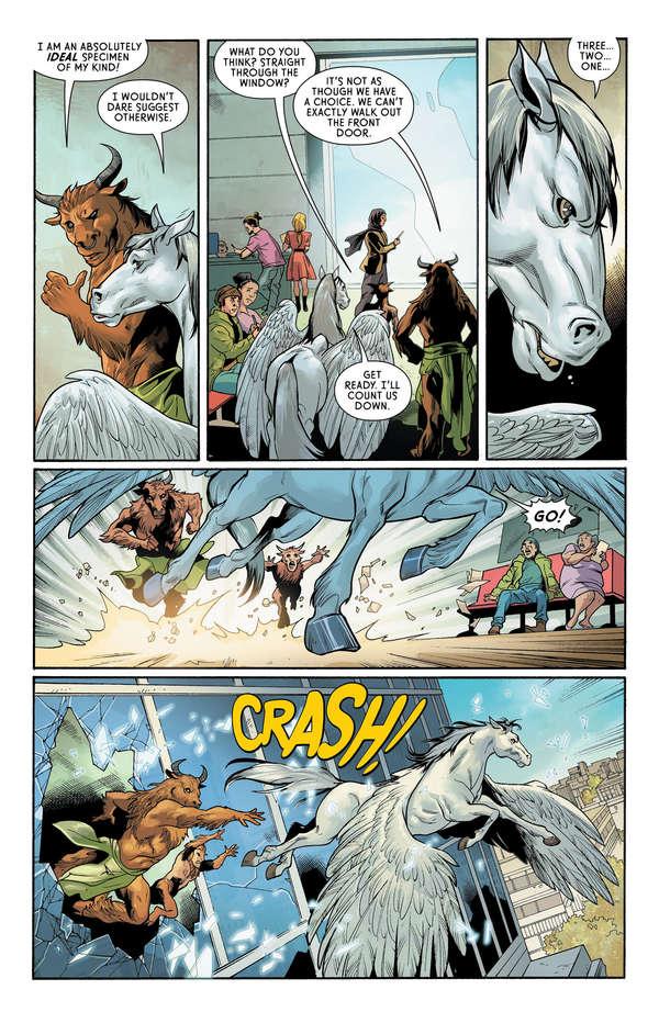 Wonder Woman #63 Page 3