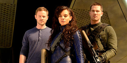 Inside Killjoys: Episode 2