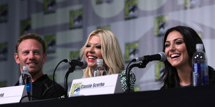 San Diego Comic - Con Sharknado Panel Highlight: Braving the Storm